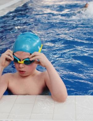 Спортивные соревнования для детей по плаванию