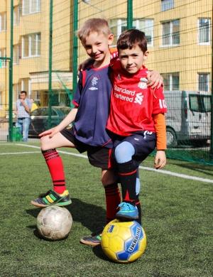 Набор детей в команду по футболу «Софія Sport» (4-12 лет)