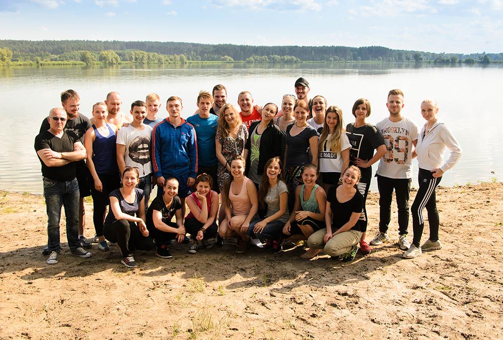 Teambuilding команды «Софія Sport»