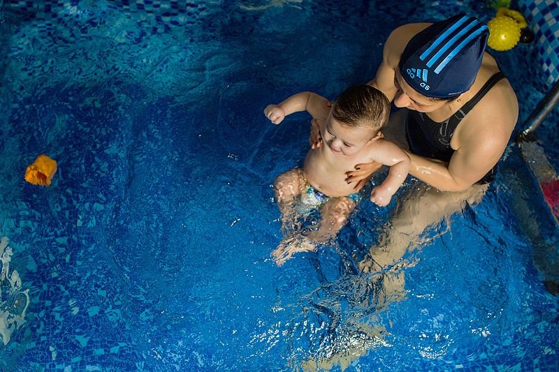 бассейн для грудничков фото