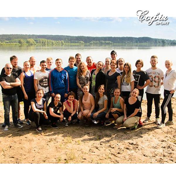 "Teambuilding команды ""Софія Sport"""
