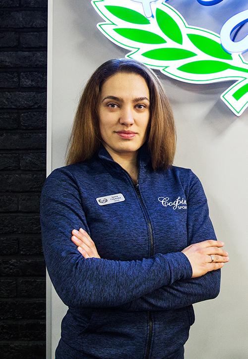 Ирина Гержова
