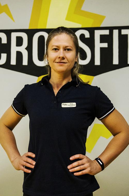 Юлия Герасименко