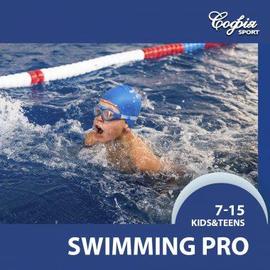 Плавання Pro 7-15 років